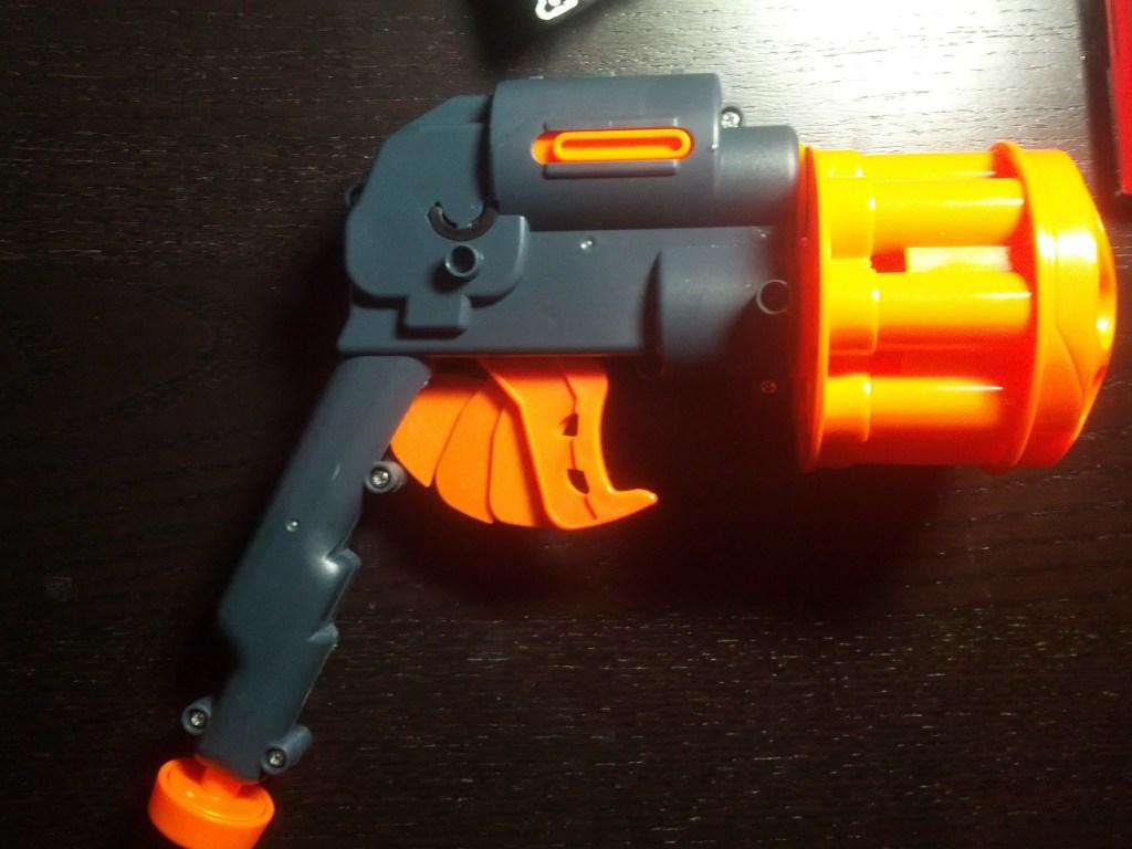 Dart Tag Snapfire 8 Modification Write up - Sydney Nerf