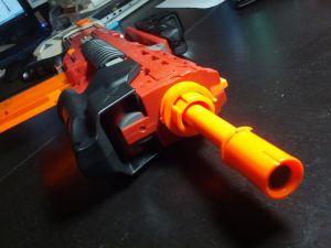 Longshot Combat Rifle